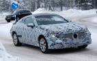 2018 Mercedes-Benz E-Class Coupe Spy Shots