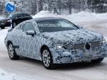 2018 Mercedes-Benz E-Class Coupe spy shots - Image via S. Baldauf/SB-Medien