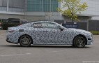 2018 Mercedes-Benz E-Class Coupe spy shots