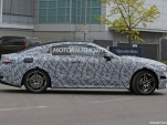 2018 Mercedes-Benz E-Class Coupe spy shots - Image via S. Baldauf/SB-Medien