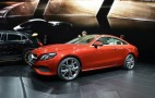 2018 Mercedes-Benz E-Class Coupe adds style to mid-size luxury lineup