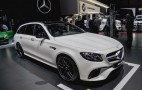 Mercedes-AMG unveils 603-hp 2018 E63 S wagon