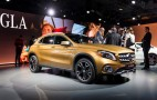 Mercedes to add 3 new cars to compact range?