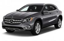 2018 Mercedes-Benz GLA GLA 250 4MATIC SUV Angular Front Exterior View