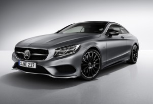 2018 Mercedes-Benz S-Class Coupe Night Edition