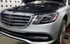 2018 Mercedes-Benz S-Class leaked