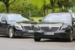 2018 Mercedes-Benz S-Class spy shots