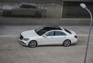 2018 Mercedes-Benz S560 4Matic
