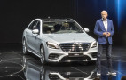 2018 Mercedes-Benz S560e plug-in hybrid joins updated S-Class range