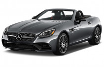 2018 Mercedes-Benz SLC AMG SLC 43 Roadster Angular Front Exterior View