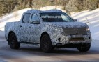 2018 Mercedes-Benz X-Class spy shots