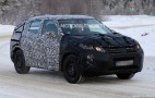 2018 Mitsubishi Eclipse Cross spy shots