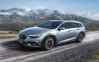 2018 Buick Regal TourX's Euro twin is the Opel Insignia Country Tourer