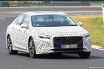 2018 Opel Insignia OPC Grand Sport spy shots