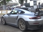 2018 Porsche 911 GT2 RS at Goodwood Festival of Speed