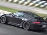 2018 Porsche 911 GT2 RS at the Nürburgring