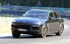 Porsche planning coupe-like SUV based on Cayenne?