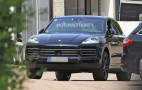 2018 Porsche Cayenne spy shots and video