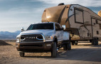 2018 Ram 3500 heavy duty makes 930 lb-ft of torque, may rotate earth
