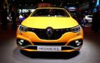 2018 Renault Mégane RS makes debut, spicier Trophy model already confirmed