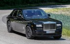2018 Rolls-Royce SUV (Project Cullinan) Spy Shots