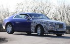 2018 Rolls-Royce Wraith Series II Spy Shots