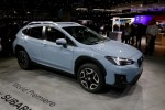 2018 Subaru Crosstrek preview