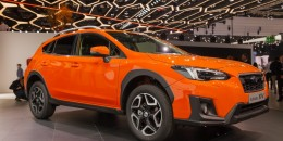 2018 Subaru Crosstrek priced from $22,710; kayak not included