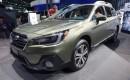 2018 Subaru Outback, 2017 Detroit auto show