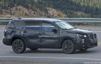 2018 Subaru Tribeca replacement spy shots