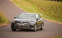 2018 Toyota Camry LE Hybrid