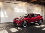 2018 Toyota C-HR preview