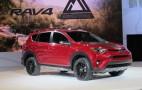 Toyota RAV4 Adventure brings rugged look, not much else