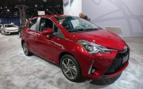 2018 Toyota Yaris, 2017 New York auto show