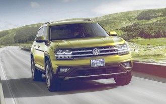 First ride: 2018 Volkswagen Atlas prototype