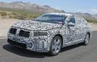 2018 Volkswagen Jetta spy shots