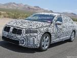 2018 Volkswagen Jetta spy shots - Image via S. Baldauf/SB-Medien
