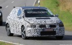 2018 Volkswagen Polo GTI spy shots