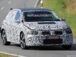 2018 Volkswagen Polo GTI spy shots - Image via S. Baldauf/SB-Medien