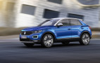 Volkswagen T-Roc revealed in production guise
