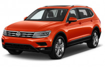 2018 Volkswagen Tiguan 2.0T SEL 4MOTION Angular Front Exterior View