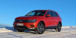 2018 Volkswagen Tiguan: Preview Drive