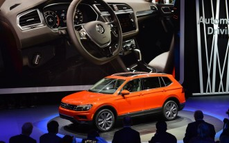 2018 Volkswagen Tiguan video preview