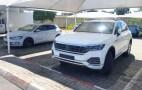 2018 Volkswagen Touareg, Polo leaked