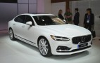 All Volvo S90s to be Chinese-made, long-wheelbase models from 2018