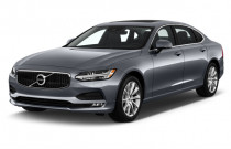 2018 Volvo S90 T6 AWD Momentum Angular Front Exterior View