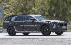 2018 Volvo V90 Cross Country spy shots