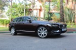 2018 Volvo V90 first drive review