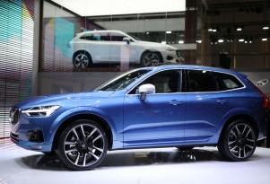2018 Volvo XC60, 2017 Geneva auto show