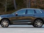 2018 Volvo XC60 leaked - Image via Autoblog.nl